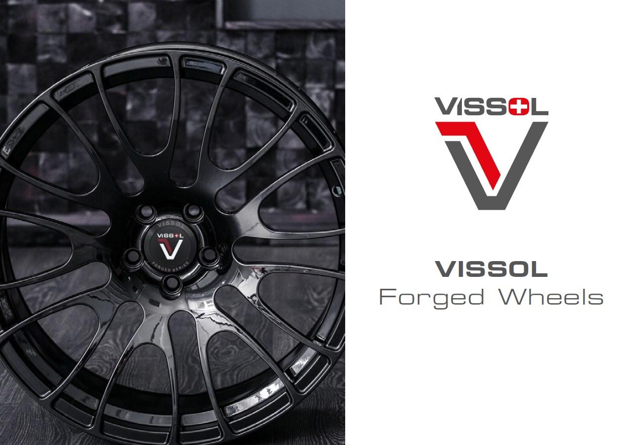 Кованые диски Vissol в Минске купить